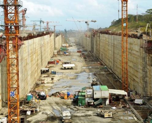 Ampliacion del Canal