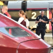 French train shooting