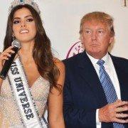 Donald Trump y Miss Universo