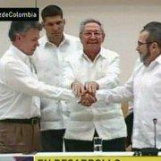 Paz en Colombia