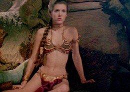 Bikini de la Princesa Leia