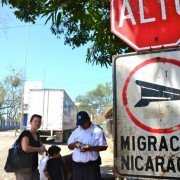 Frontera Costa Rica - Nicaragua