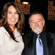 Robin Williams y esposa