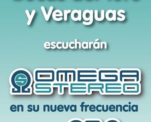 Anuncio Omega Stereo
