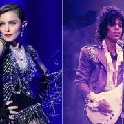 Madonna y Prince