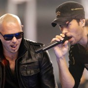 Pitbull y Enrique Iglesias