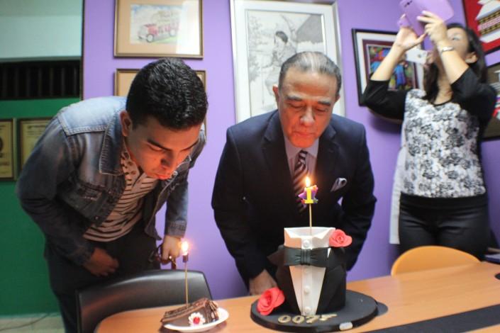 Cumpleaños Sr. Adames