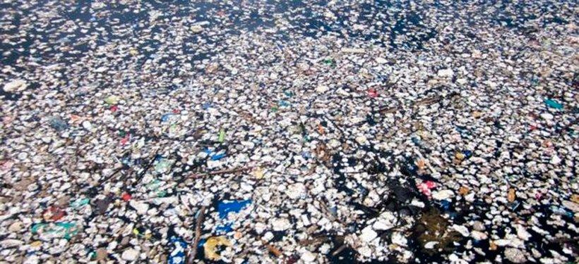 mar de basura que tensa las relaciones entre honduras y