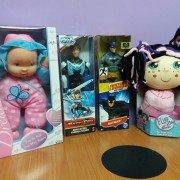 Colecta de juguetes
