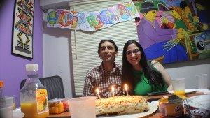 Feliz Cumpleaños Roberto Antonio Díaz
